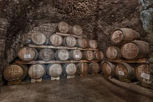 Pisoni - vaten Vino Santo