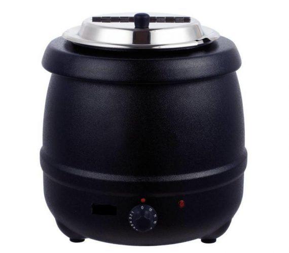 elektrische-soepketel-10-liter-zwart